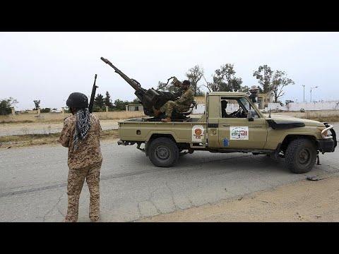 Λιβύη: Παραβιάστηκε η εκεχειρία – Συνάντηση Σάρατζ-Ερντογάν…