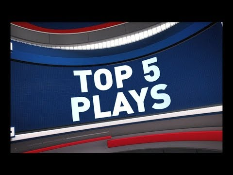 Top 5 Plays of the Night: February 25, 2018