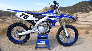 2. First Ride 2019 Yamaha YZ450F - Motocross Action Magazine