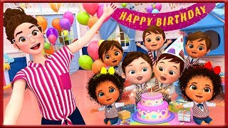 Video Happy Birthday Song ,Baby Shark , Finger Family Song , Bingo Dog Song , Wheels on the Bus [HD] MP3, 3GP, MP4, WEBM, AVI, FLV Juni 2019