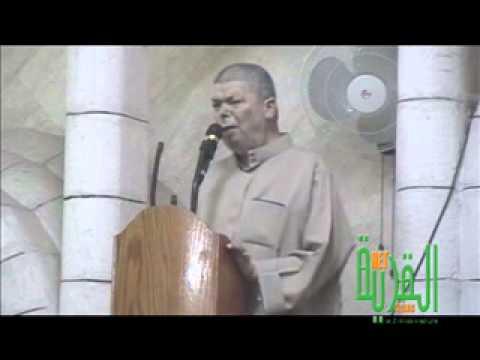 خطبة الجمعه لفضيلة الشيخ عبد الله نمر درويش 15/7/2011