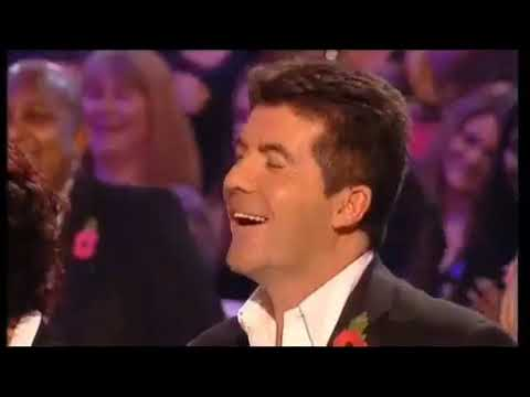 The X Factor UK Series 1 Episode 14 Live Show 3 Results (2004)
