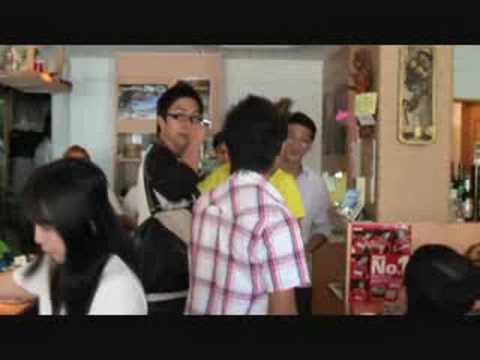Thai japan party (видео)
