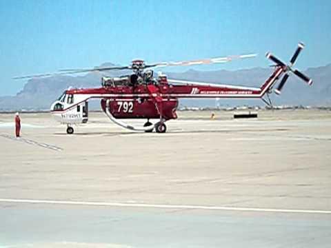 Sikorsky CH-54A Tarhe  68-18447...