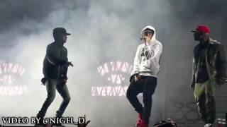 Top 5 Times Eminem Stole Another Artists show