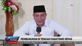 Video Edy Rahmayadi 'Marah' saat Diwawancarai KompasTV tentang PSSI MP3, 3GP, MP4, WEBM, AVI, FLV Oktober 2018