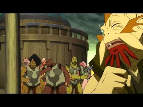 "ThunderCats Episode 3: ""Ramlak Rising"" Teaser 2"