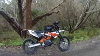 5. KTM 690 Enduro R -