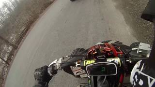 5. Yamaha Raptor 250 top speed