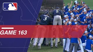 Brewers clinch NL Central, Dodgers clinch NL West