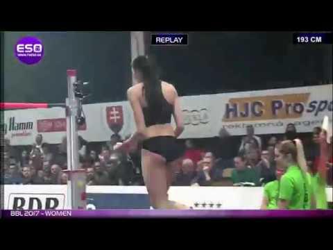 Ирина Геращенко. Победная попытка на высоте 193см