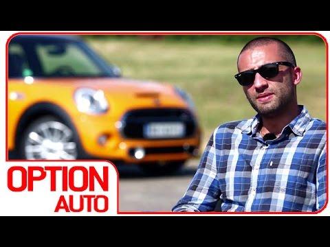 Test Drive Mini Cooper S 2014 (Option Auto) (видео)