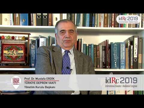 Prof. Dr. Mustafa ERDİK (TDV Başkanı)