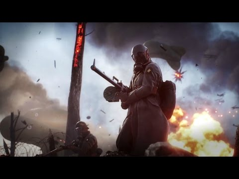 5 Minutes of Battlefield 1 Domination Gameplay - 1080p, 60fps