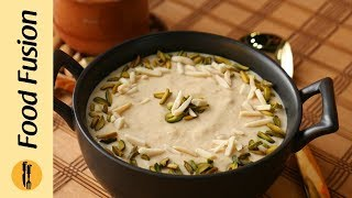 Homemade Instant Kheer Mix Recipe By Food Fusion (Ramzan Special Recipe)