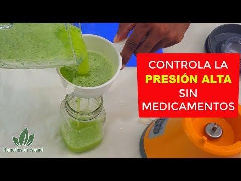 Videos caseros -  Controla la Presión Arterial Alta sin Medicamentos con Este Efectivo Remedio Casero