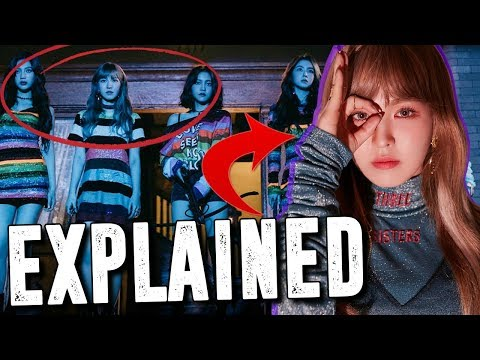 Video (EXPLAINED) Red Velvet Peek-A-Boo