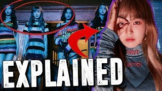 "Video (EXPLAINED) Red Velvet Peek-A-Boo ""She Controls EVERYTHING!"" MP3, 3GP, MP4, WEBM, AVI, FLV Maret 2018"