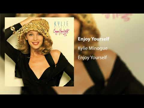 Kylie Minogue - Enjoy Yourself (Official Audio)