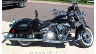 4. 2006 Yamaha Road Star Midnight Silverado - Features and Specification