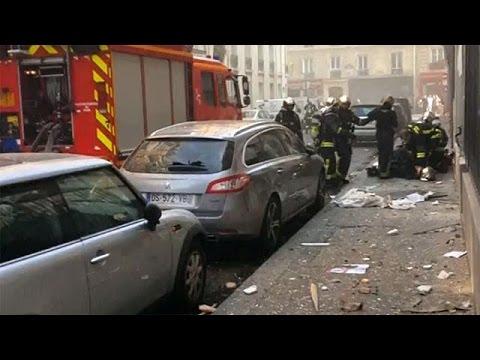Παρίσι: Τρόμος από έκρηξη φυσικού αερίου