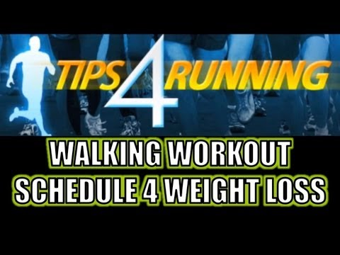 Walking Workout Schedule – A Great Way to Lose Weight