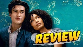 The Sun Is Also a Star | Review! by Clevver Movies