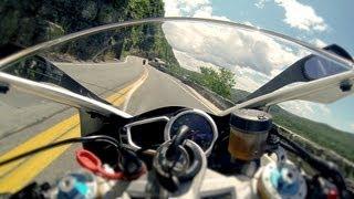 7. 2013 Triumph Daytona 675R - Hawk's Nest
