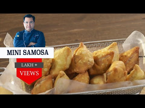 Mini Samosa | मिनी समोसा | Big Daddy Chef | Season 3 | Chef Ajay Chopra