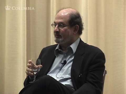 """Midnight's Children Events: """"Interview with Salman Rushdie & President Lee Bollinger"""""""