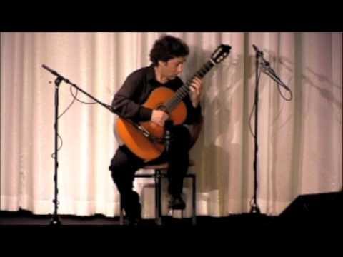 David Tanenbaum performs Sylvius Leopold Weiss- Tombeau sur la mort de M. Comte de Logy-iPhone.m4v