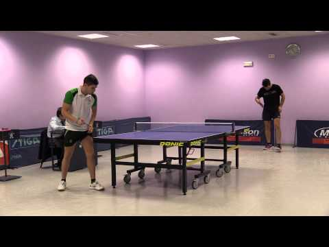 Tenis de Mesa 1ª Nacional JS Oberena - CTT Torroella (1)