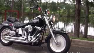 4. Used 2006 Harley Davidson FatBoy Motorcycles for sale in Tifton GA