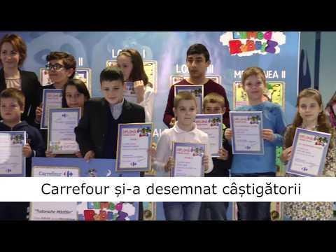 Carrefour și-a desemnat câștigătorii