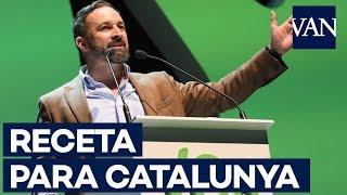 VOX: Arreglar Catalunya en 2 minutos nivel extremo