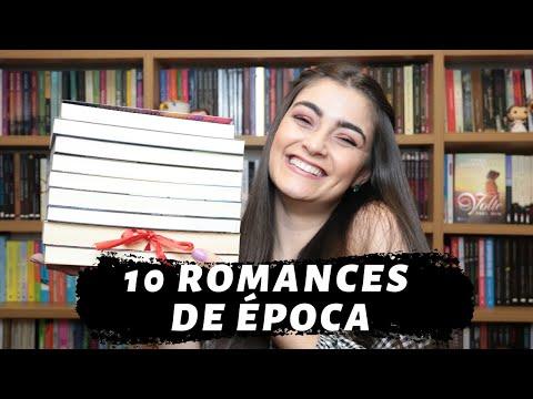 10 ROMANCES DE ÉPOCA EM UM MÊS?! ?