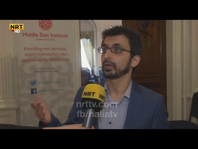 Mustafa Gurbuz interviewed by NRT on the recent referendum in Turkey