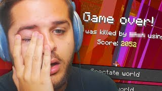 IT FINALLY HAPPENED... (Minecraft 1.12)