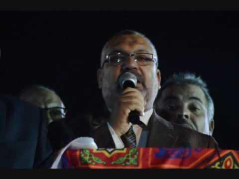 أحمد عبد النعيم نقيب بورسعيد يجدد الثقة فى النقيب والمجلس