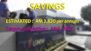 UMW Energy Saving video