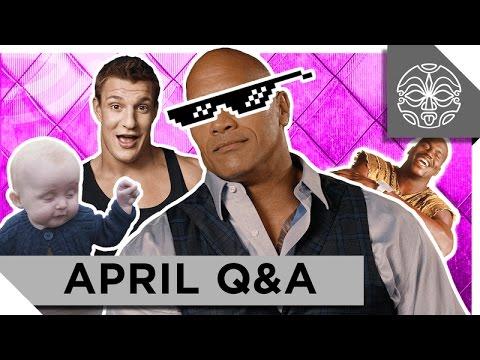 The Rock's Love Advice - Seven Bucks April Q&A