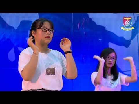 """Lễ Trao chứng chỉ Anh văn Cambridge 2017""""Nhảy hiện đại Lalalactch Swalla"""" [VIET ANH SCHOOL]"""