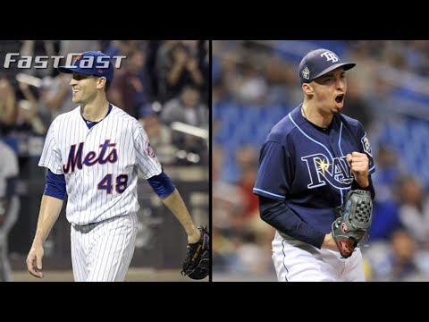Video: MLB.com FastCast: deGrom, Snell win Cy Young - 11/14/18