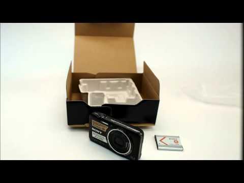Sony Cybershot DSC-WX7 Unboxing/Tutorial & First Look