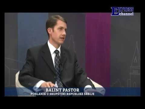 Razgovor s povodom - Balint Pastor-cover