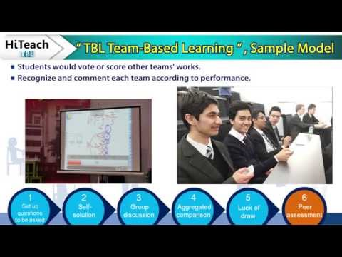 The Vision and Practice of TBL TMSC