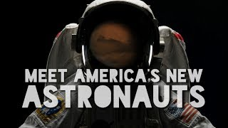 Meet America's New Astronauts by Johnson Space Center