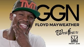 Floyd Mayweather Interview with Snoop Dogg