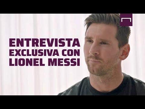"""Lionel Messi en Goal: """"Jamás iría a juicio contra el club de mi vida, por eso me voy a quedar en el Barcelona"""""""