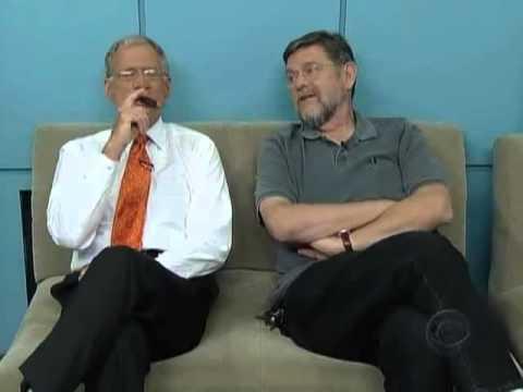 Gerard Mulligan and David Letterman cold open